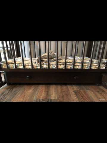 Продам: Детская кроватка