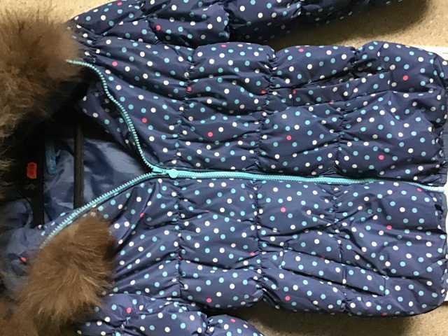 Продам: Куртка зимняя на 11 /10 лет рост 146