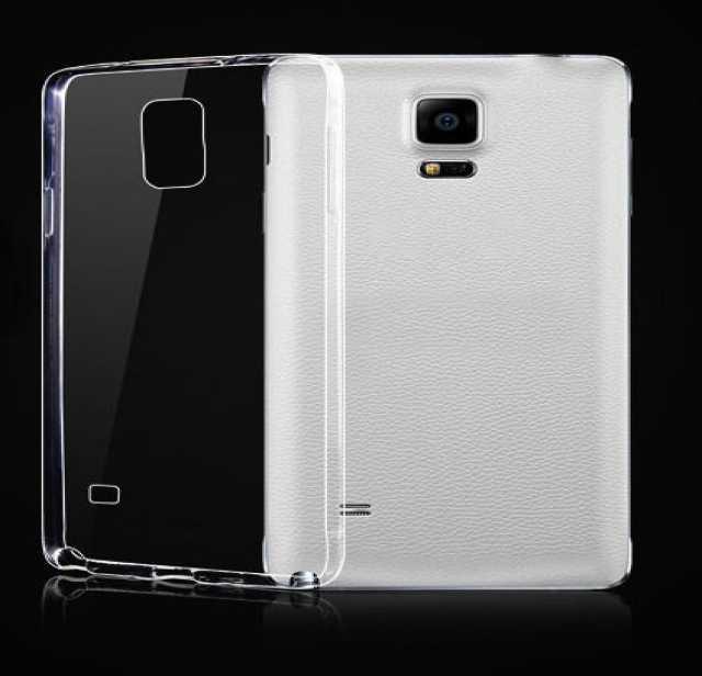 Продам: Силиконовый чехол на Samsung Note 4
