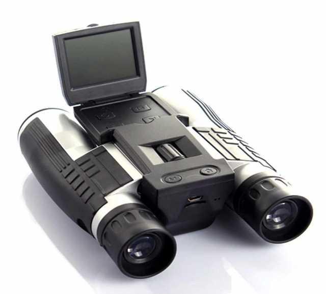 Продам: Цифровой охотничий бинокль ATN BINOX HD