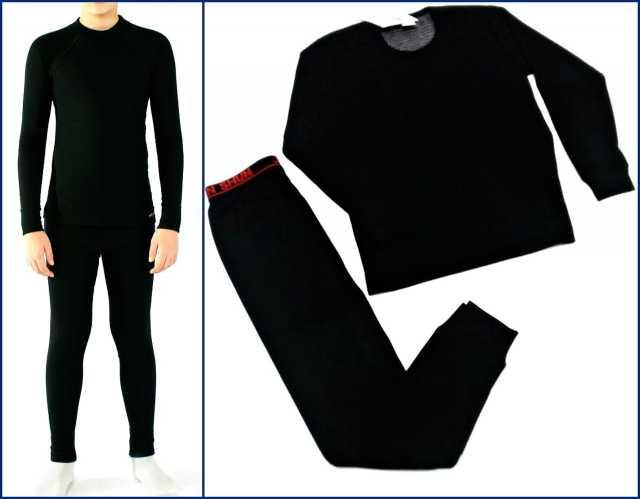Куплю: мужское термо белье нательное черное