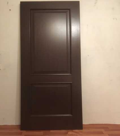 Продам: Двери + коробка + наличники + доборы