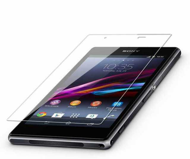 Продам: Защитное стекло Sony Xperia Z