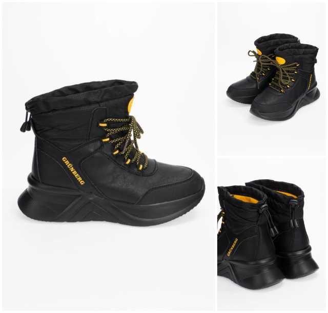 Продам: Ботинки grunberg зима с 36 по 41 размеры