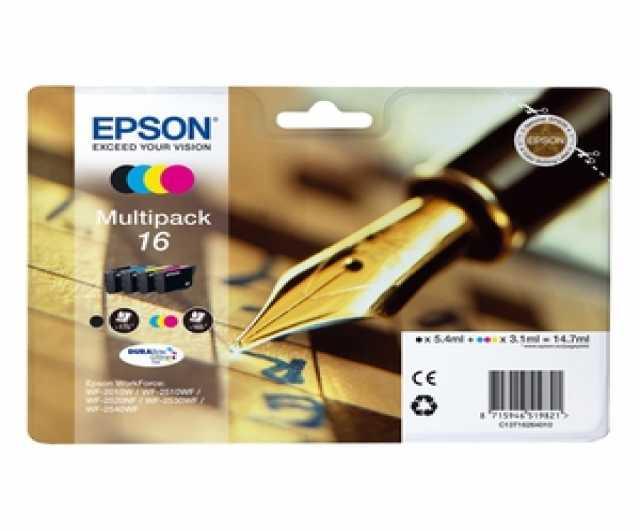 Продам: Набор картриджей Epson №16 1621-1624