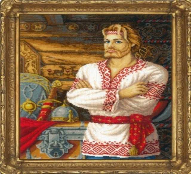 Продам: Бисерная вышивка - набор Хозяин