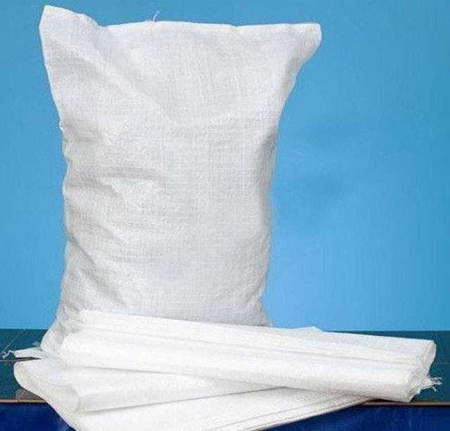 Продам: Мешок полипропиленовый белый 50*80