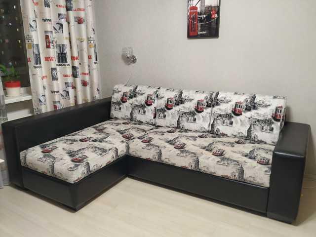 Продам: Угловой диван-кровать Элефант