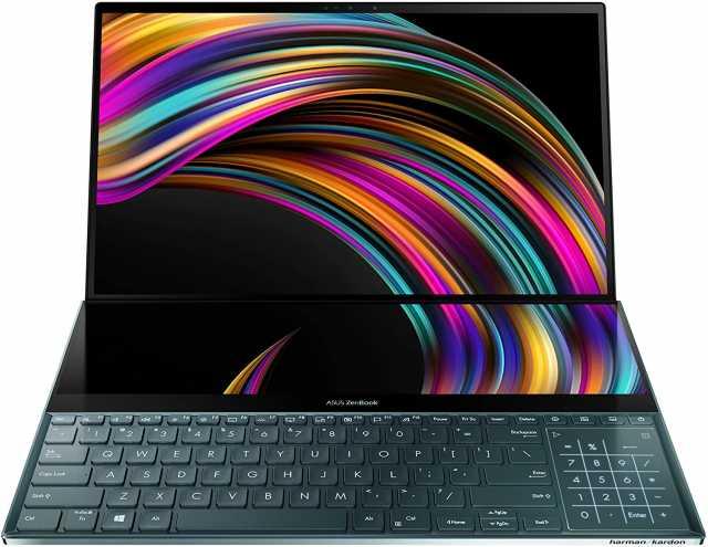 "Продам: Asus ZenBook Pro Duo UX581 15.6"" 4K UHD"