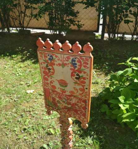 Продам: Старорусская деревянная ручная расписная