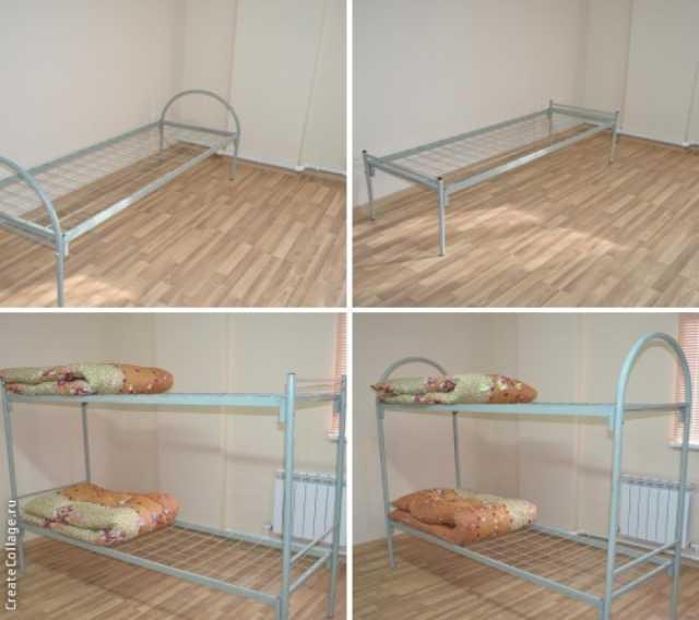 Продам: Кровати для строителей, общежитий, гост