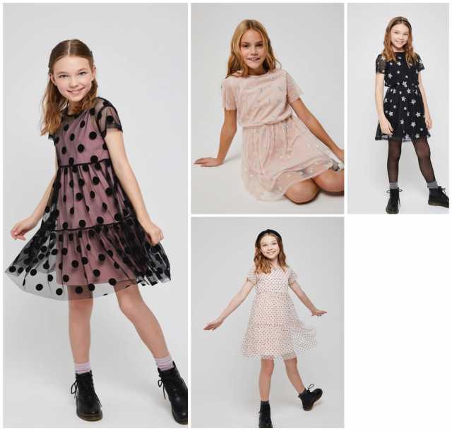 Продам: Платья для девочек Sela 122-152 размеры