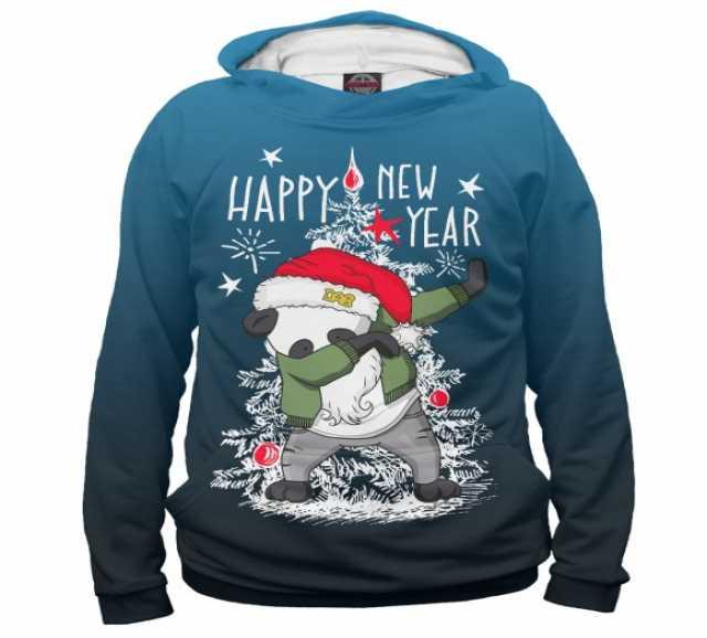 Предложение: Красивые новогодние футболки и толстовки