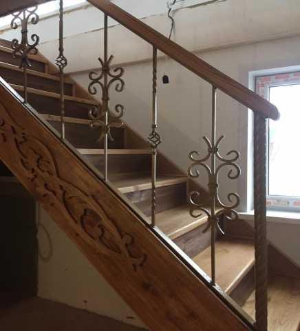 Продам: Лестница из дуба, ясеня