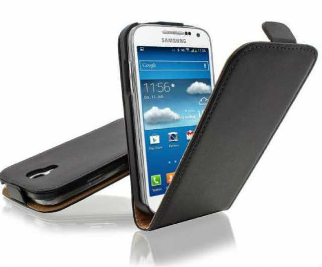 Продам: Для Samsung Galaxy S4 mini чехол книжка