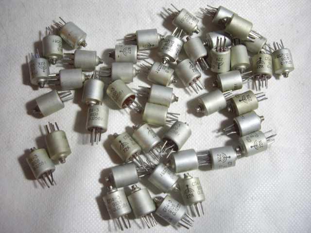 Продам: СП4-3 Новые не паянные Резисторы перем