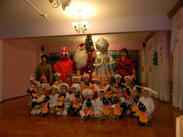 Предложение: Дед Мороз и Снегурочка на праздник