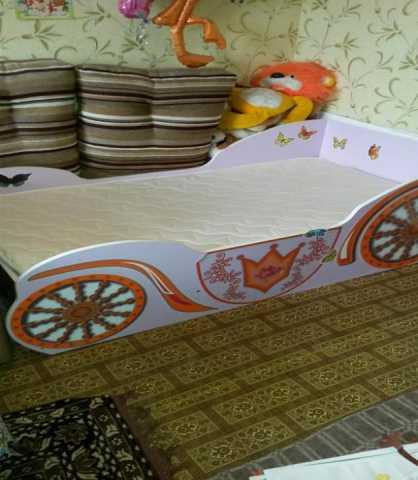 """Продам: Продам детскую кровать """"Карина"""" с ортопе"""