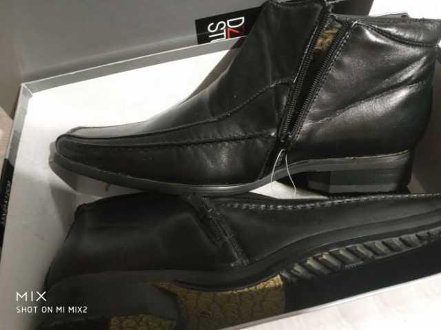 Продам: Новые зимние мужские Ботинки полусапожки