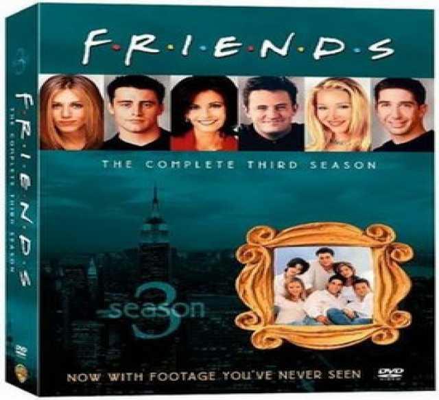 """Продам: Сериал """"Друзья"""" (Friends) третья часть"""