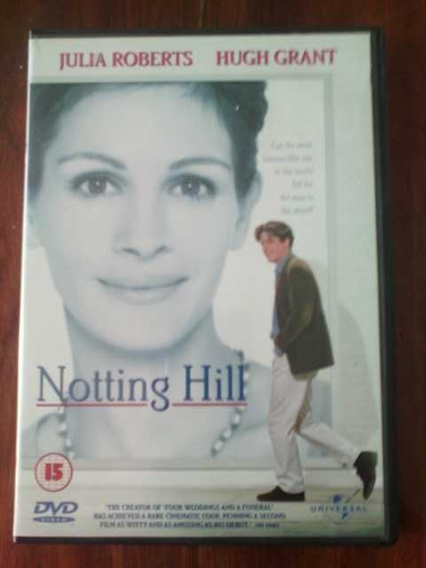 Продам: фильм Ноттинг Хил (Notting Hill)