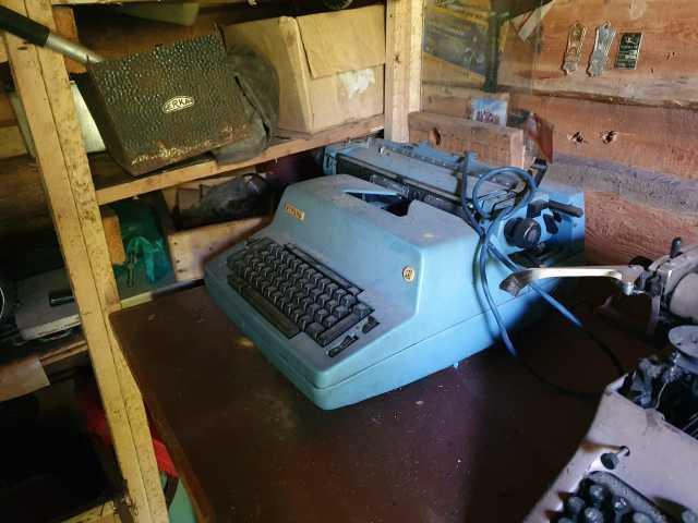 Продам: Печатные машинки