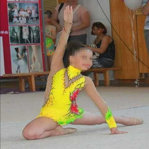 Продам: Купальник гимнастический для выступления