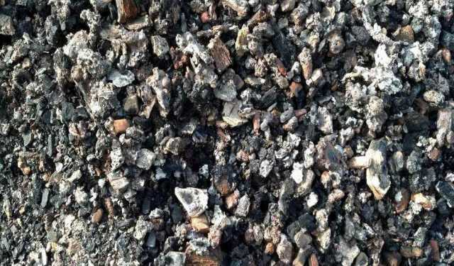 Продам: Угольный шлак для подсыпки дороги