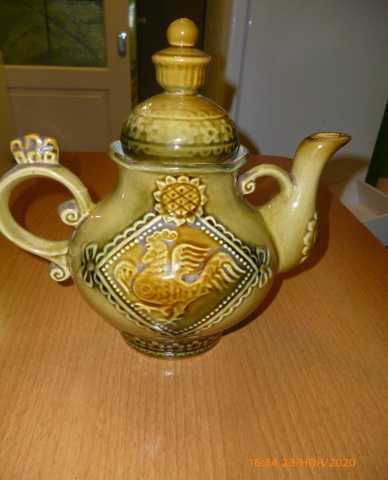 Продам: Чайник керамика ссср