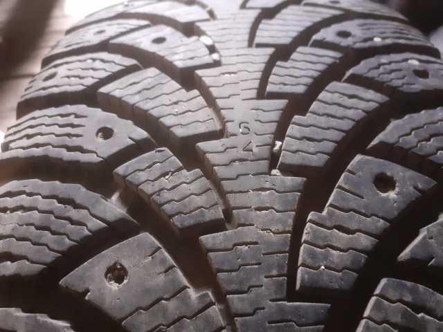 Продам: Одна зимняя шина 205/60 R-16