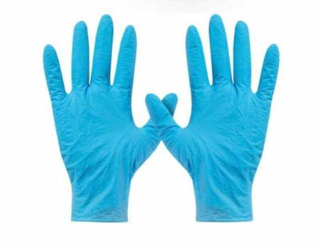 Продам: Перчатки медицинские нитриловые одноразо