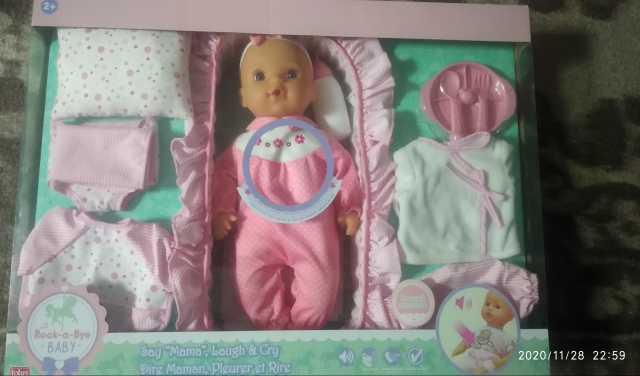 Продам: Кукла пупс