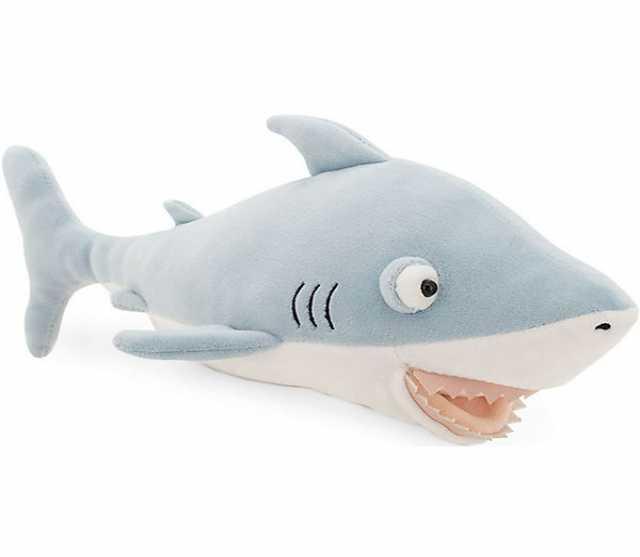 Продам: Мягкая игрушка веселая Акула 35см
