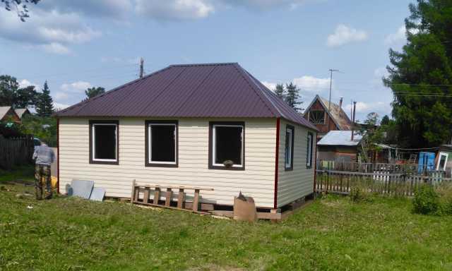 Продам: дом модульный