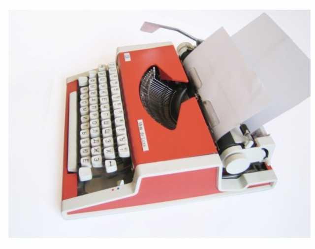Продам: Печатная машинка UNIS tbm de luxe