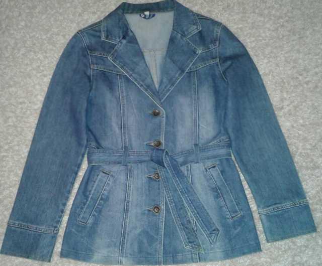 Продам: Пиджак джинсовый