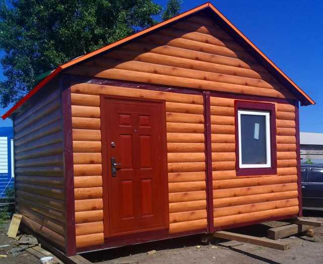 Продам: каркасный дом для сада