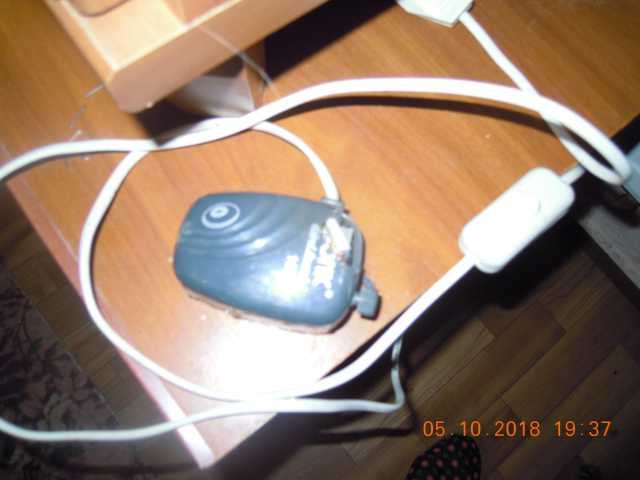 Продам: компрессор с распылителем