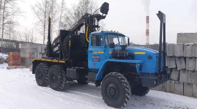 Продам: Лесовоз Урал 2020 рядный с ГМ в наличии