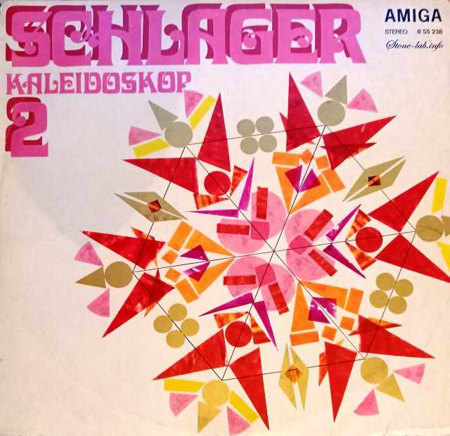 Продам: LP Various Schlager Kaleidoskop 2
