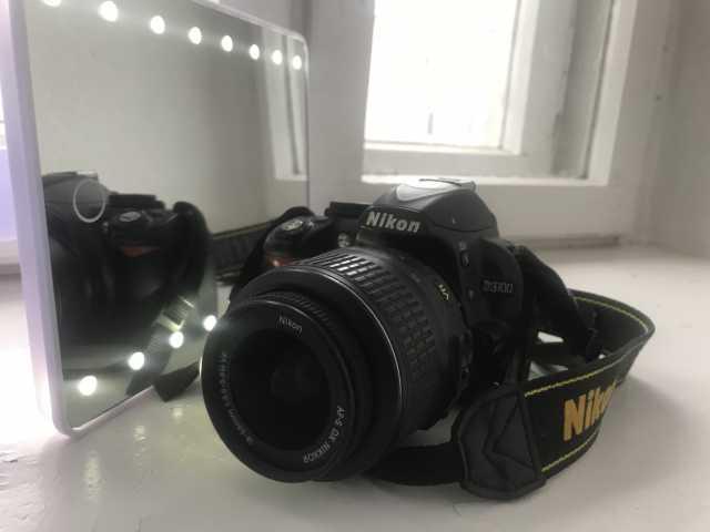 Продам: ФОТОАППАРАТ NIKON D3100