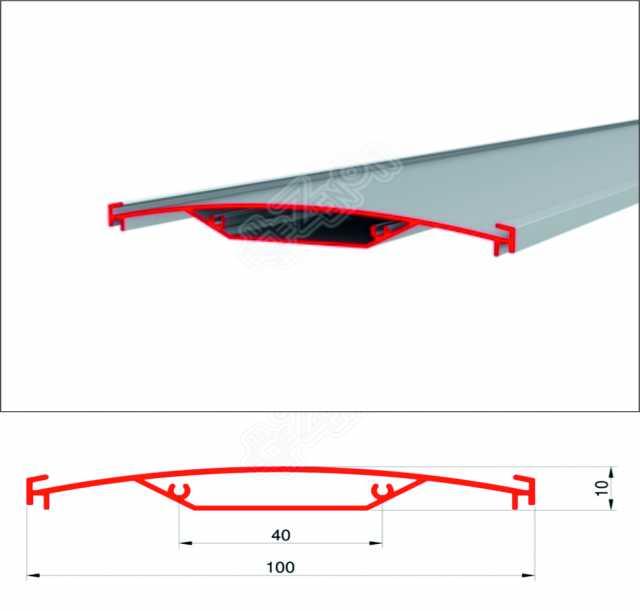 Продам: Продам Алюминиевые профиля ALU-ARK