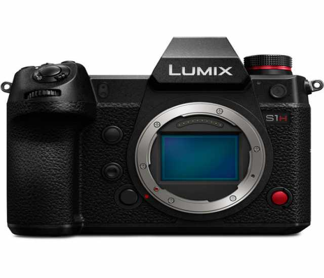 Продам: Panasonic Lumix DC S1H Mirrorless Digita