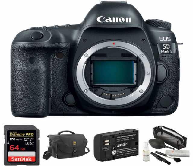 Продам: Canon EOS 5D Mark IV DSLR Camera