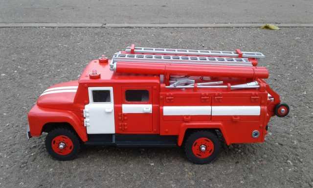 Продам: Сувенир/модель пожарная автоцистерна ац