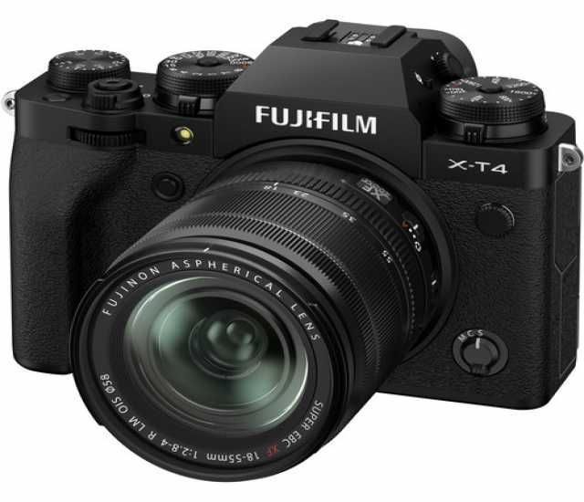 Продам: FUJIFILM X T4 Mirrorless Digital Camera