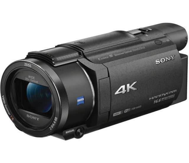 Продам: Sony FDR AX53 4K Ultra HD Handycam Camco