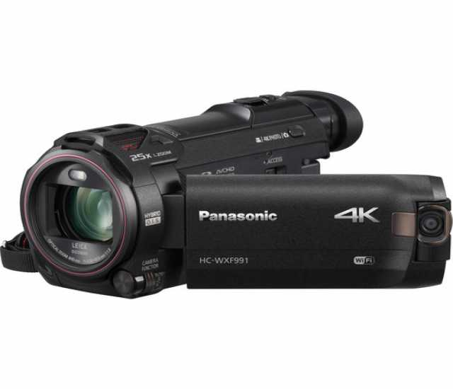 Продам: Panasonic HC WXF991K 4K Ultra HD Camcord
