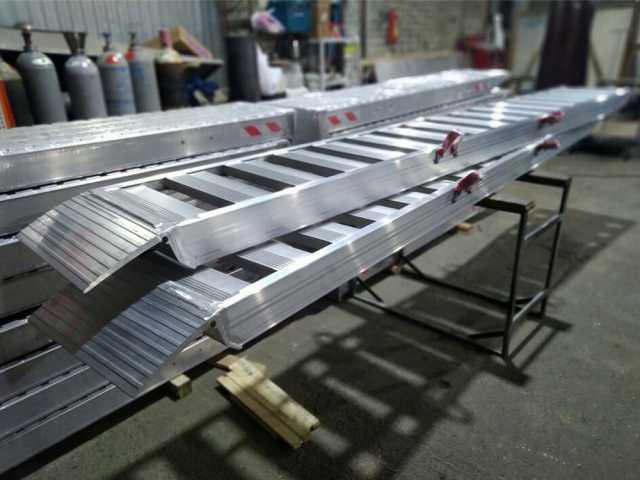 Продам: Аппарели алюминиевые для заезда
