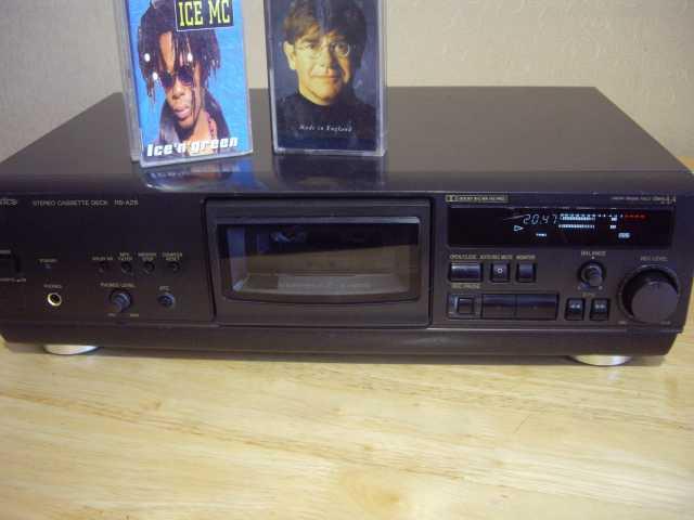 Продам: Technics RS-AZ6 Трехголовая кассетная де